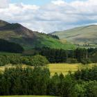 Walks around Dalmunzie Glenshee