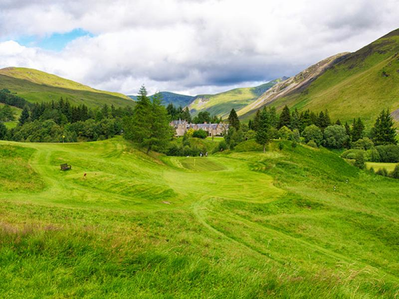 What to do on our Scottish Estate